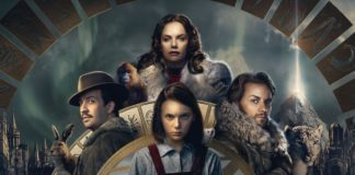 Dark Materials Season 2 castl