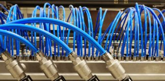What are the types of pneumatic valves?