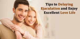 Tips to Delaying ejaculation and enjoy excellent love life